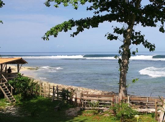 Krui, South Sumatra